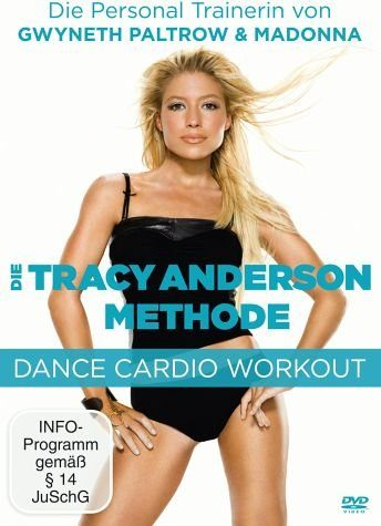 DVD »Die Tracy Anderson Methode - Dance Cardio Workout«