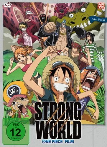 DVD »One Piece - Strong World«