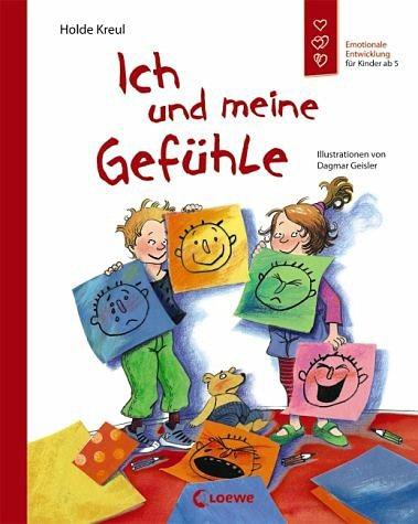 Gebundenes Buch »Ich und meine Gefühle«