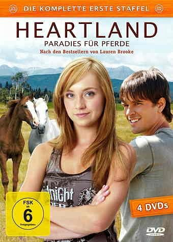 DVD »Heartland - Die komplette erste Staffel (4 Discs)«