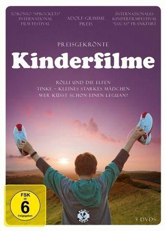 DVD »Preisgekrönte Kinderfilme (3 Discs)«