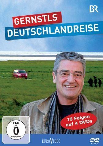 DVD »Gernstls Deutschlandreise (4 Discs)«