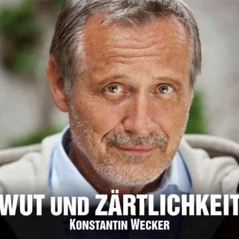 Audio CD »Konstantin Wecker: Wut Und Zärtlichkeit«