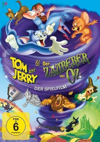 DVD »Tom & Jerry und der Zauberer von Oz«