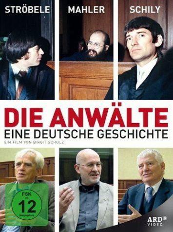 DVD »Die Anwälte - Eine deutsche Geschichte«