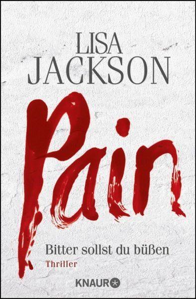 Broschiertes Buch »Pain - Bitter sollst du büßen / Detective...«