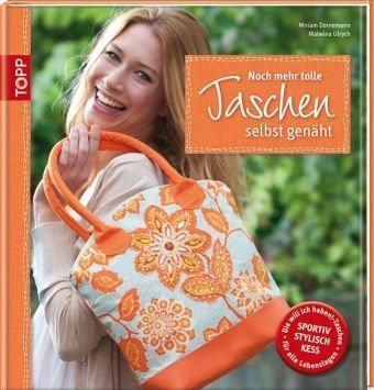 Gebundenes Buch »Noch mehr tolle Taschen selbst genäht«