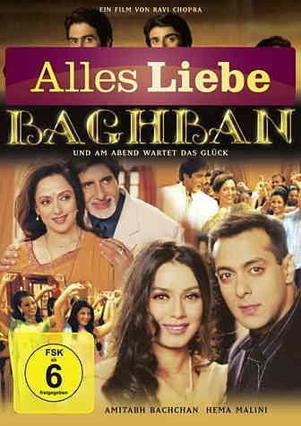 DVD »Baghban - Und am Abend wartet das Glück (Alles...«