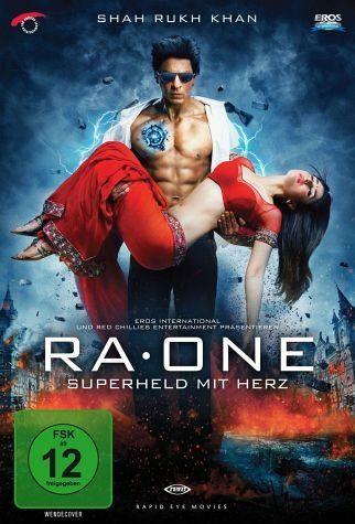 DVD »RA.One - Superheld mit Herz«