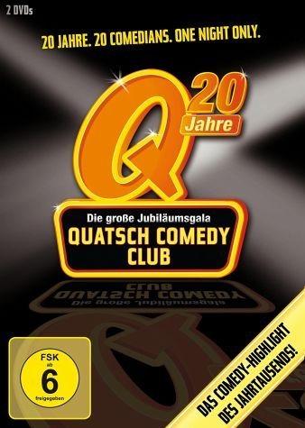 DVD »20 Jahre Quatsch Comedy Club - Die große...«