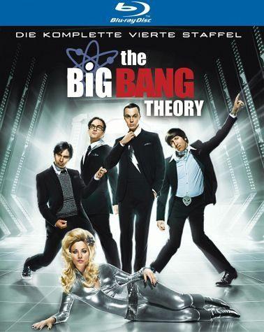 Blu-ray »The Big Bang Theory - Die komplette vierte...«