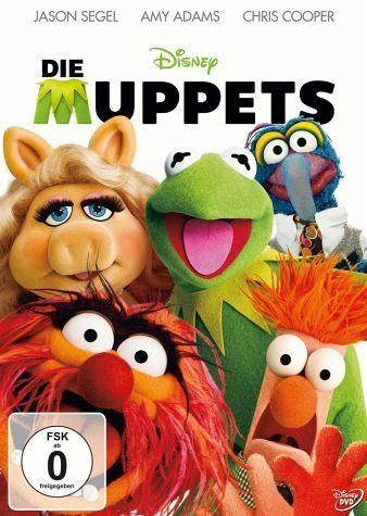DVD »Die Muppets«
