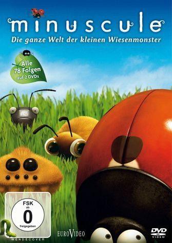 DVD »Minuscule, Folgen 01-78 (2 Discs)«