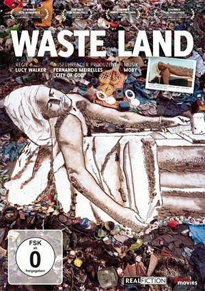 DVD »Waste Land (OmU)«
