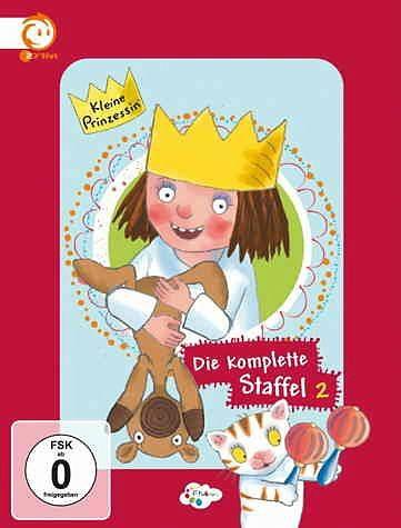 DVD »Kleine Prinzessin - Die komplette Staffel 2 (6...«