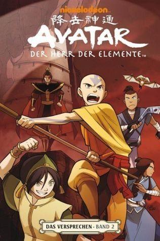 Broschiertes Buch »Das Versprechen 2 / Avatar - Der Herr der...«