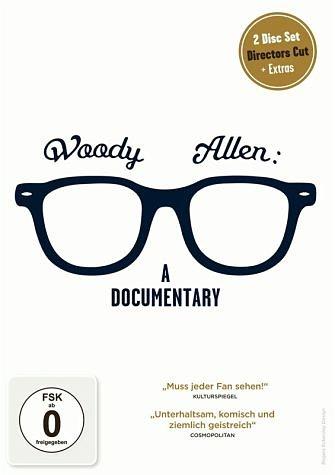 DVD »Woody Allen: A Documentary (Director's Cut, 2...«