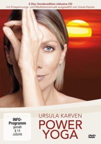 DVD »Power Yoga mit Ursula Karven, 2 DVDs«