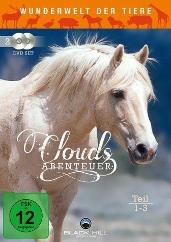 DVD »Wunderwelt der Tiere - Clouds Abenteuer - Teil...«