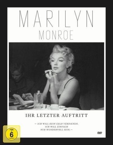 DVD »Marilyn Monroe: Ihr letzter Auftritt (Premium...«