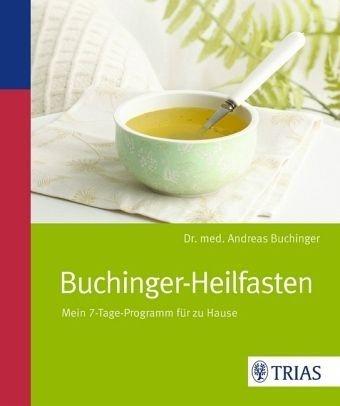 Broschiertes Buch »Buchinger Heilfasten«
