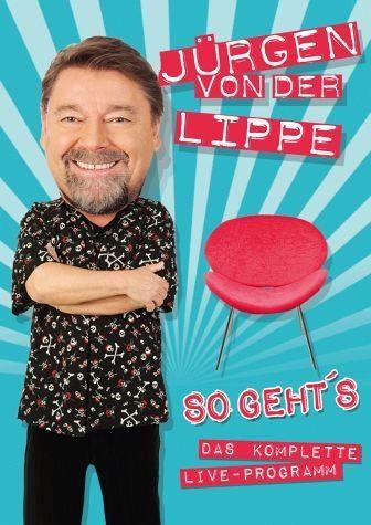 DVD »Jürgen von der Lippe - So geht's: Das...«