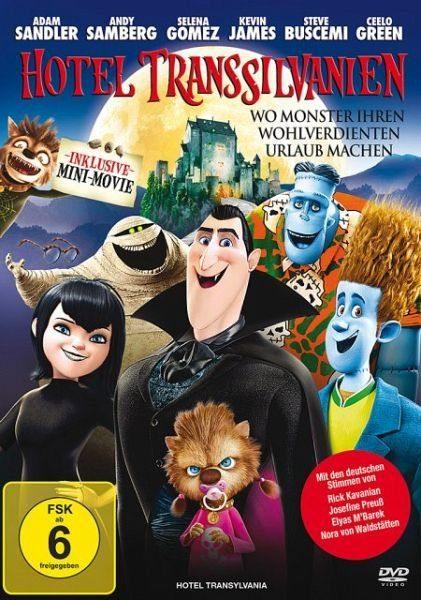 DVD »Hotel Transsilvanien«