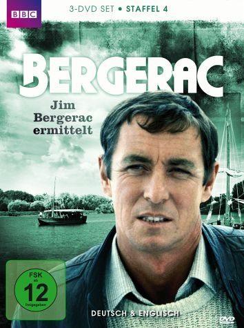 DVD »Bergerac - Jim Bergerac ermittelt: Staffel 4...«