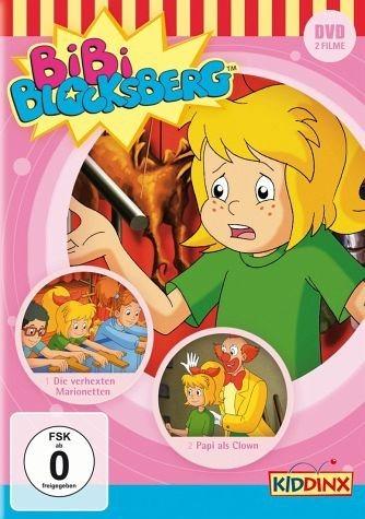 DVD »Bibi Blocksberg - Die verhexten Marionetten /...«