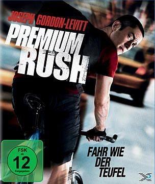 Blu-ray »Premium Rush«