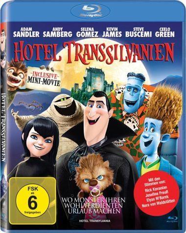 Blu-ray »Hotel Transsilvanien«