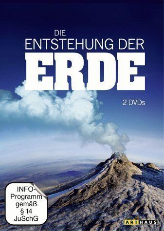 DVD »Die Entstehung der Erde (2 Discs)«