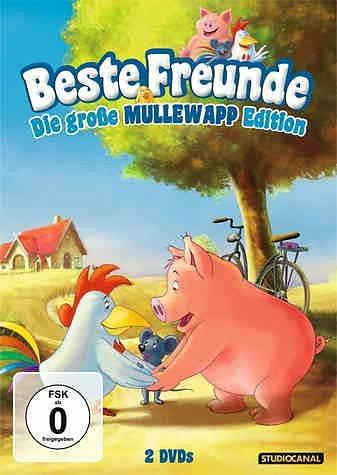 DVD »Beste Freunde - Die große Mullewapp Edition (2...«