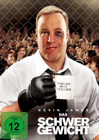 DVD »Das Schwergewicht, 1 DVD«
