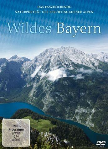 DVD »Wildes Bayern«