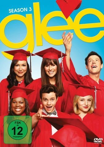 DVD »Glee - Season 3 (6 Discs)«