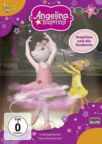 DVD »Angelina Ballerina - Angelina und die Zauberin«