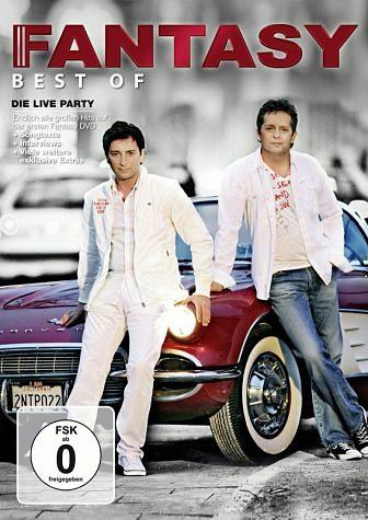 DVD »Best Of - 10 Jahre Fantasy - Die Live Party«