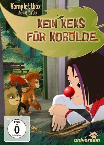 DVD »Kein Keks für Kobolde, Komplettbox (6 Discs)«