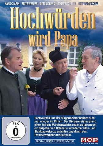 DVD »Hochwürden wird Papa«