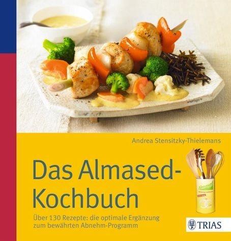 Broschiertes Buch »Das Almased-Kochbuch«