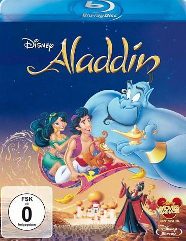 Blu-ray »Aladdin«