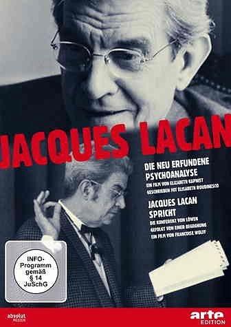 DVD »Jacques Lacan - Die neu erfundene...«