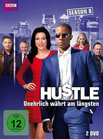 DVD »Hustle - Unehrlich währt am längsten, Season 8...«
