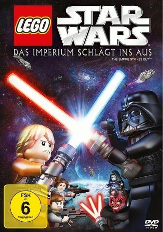 DVD »Lego Star Wars: Das Imperium schlägt ins Aus«