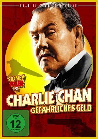 DVD »Charlie Chan - Gefährliches Geld«