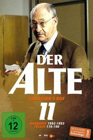DVD »Der Alte - Collector's Box Vol. 11 (Folgen...«
