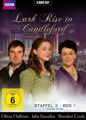 DVD »Lark Rise to Candleford - Staffel 2, Box 1 (3...«