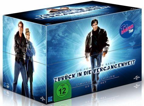 DVD »Zurück in die Vergangenheit, Die komplette...«