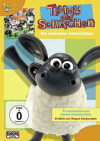 DVD »Timmy das Schäfchen - Die schönsten Geschichten«